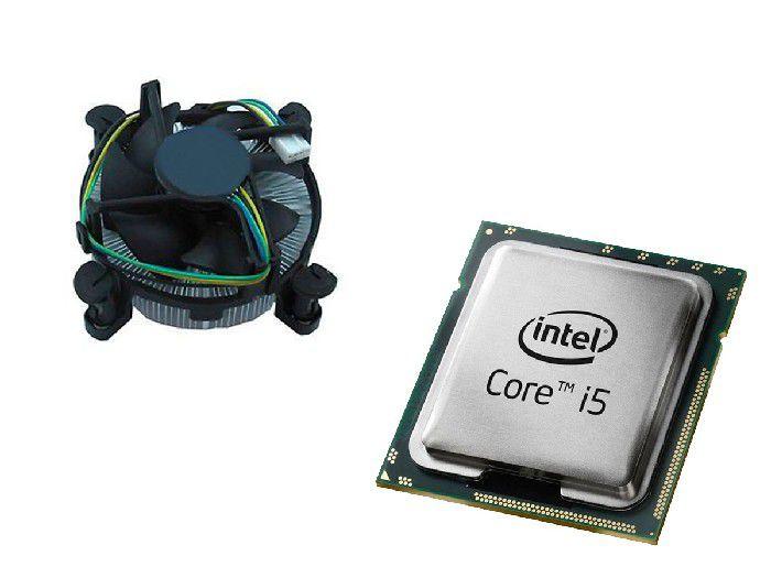 Processador Intel Core I5-3570 3.40ghz Lga1155 Oem c/ Cooler