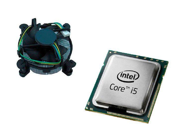 Processador Intel Core I5-4440 3.10GHz Lga1150 Oem C/cooler