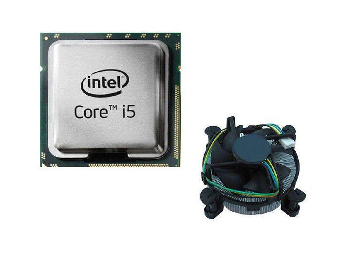 Processador Intel Core I5-4570 3.20Ghz Lga1150 Oem + Cooler