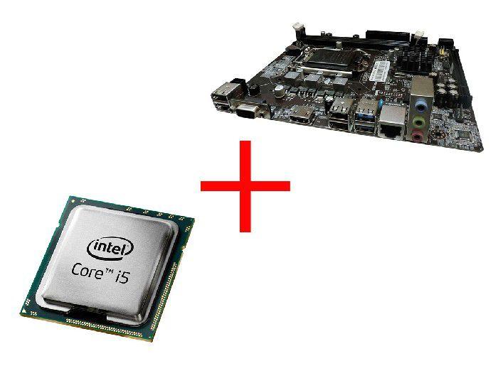 Processador Intel Core I5-4570 3.20ghz Lga1150 + Placa Mae Bpc H81