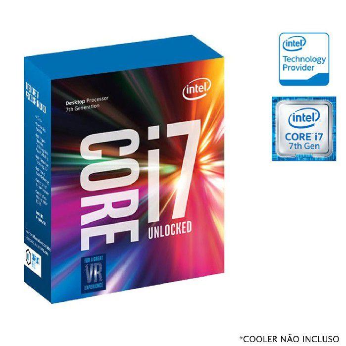 Processador Intel Core I7-7700K 4.2GHZ 1151