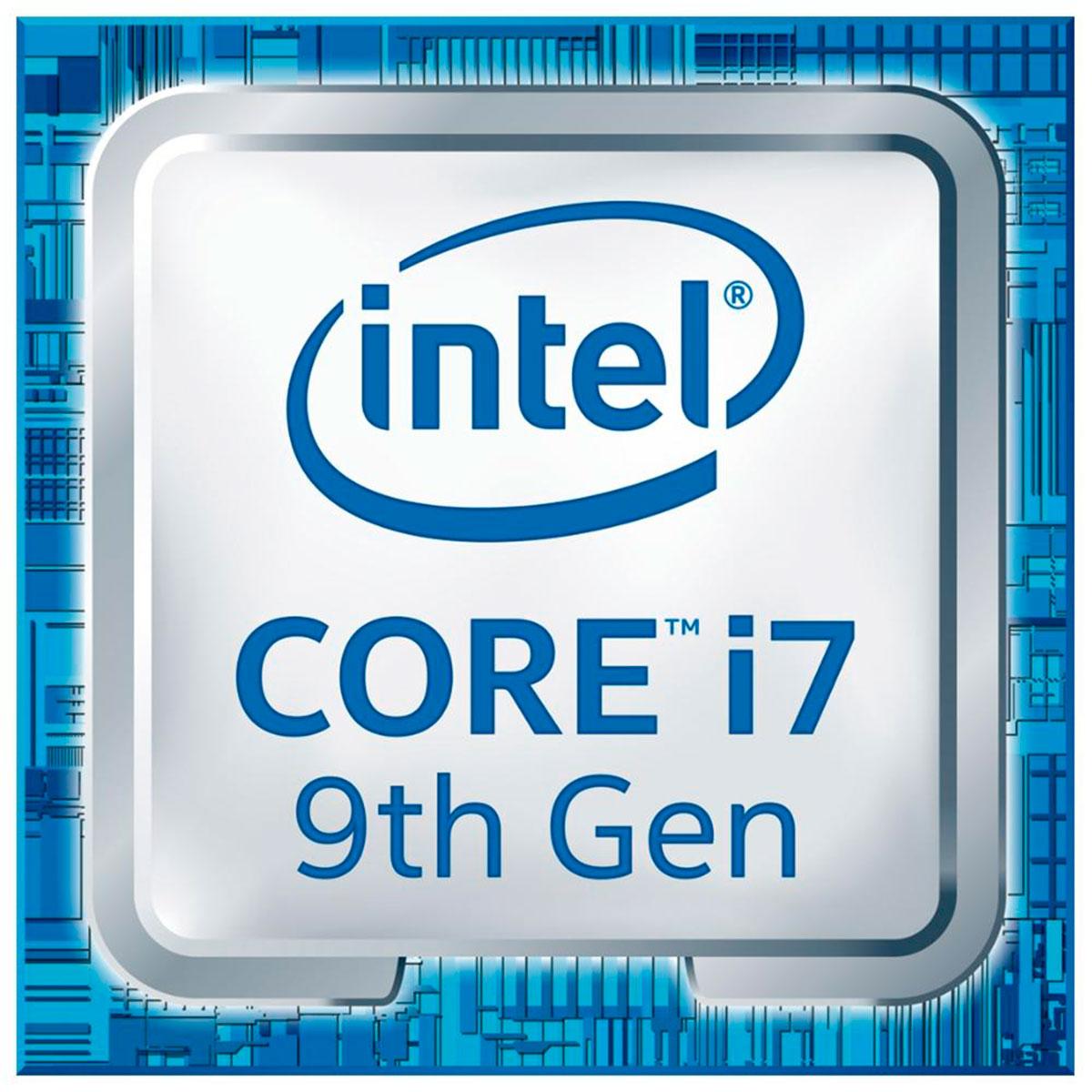 Processador Intel Core I7-9700KF, 9º Geração, 3.6GHz (4.9GHz Turbo), LGA1151, 12MB - BX80684179700KF