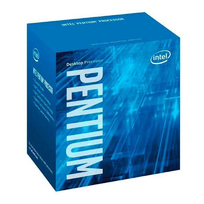 Processador Intel Dual Core G4500 3.50GHz 3MB LGA 1151