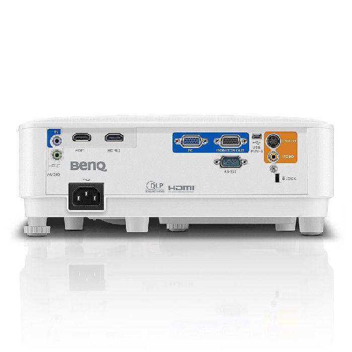 Projetor Benq Multimidia Ms550 3600 Lumens Svga 2x Hmdi