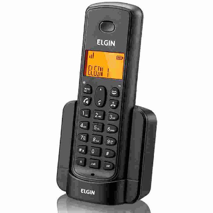 Ramal Viva Voz e Identificador TSF 8000R Elgin