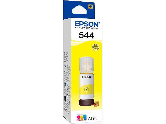 Refil de Tinta Epson Amarelo 65ML P/L3110/L3150 T544420
