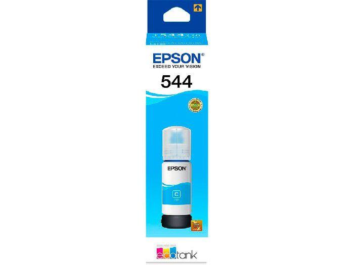 Refil de Tinta Epson Ciano 65ML P/L3110/L3150 T544220