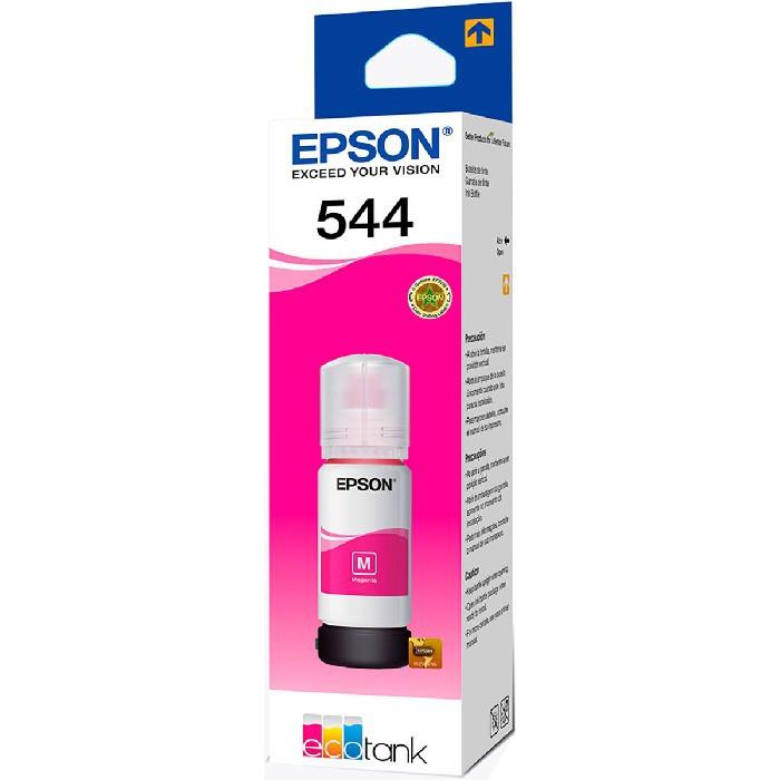 Refil de Tinta Epson Magenta 65ML para L3110 / L3150 / L5190 - T544320