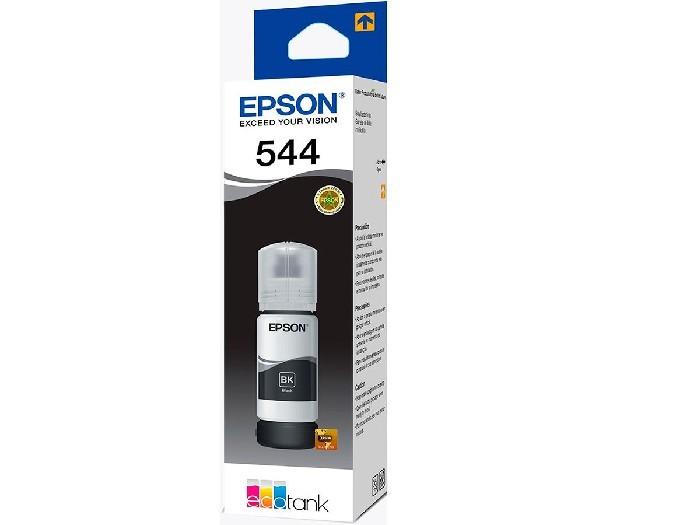 Refil de Tinta Epson Preto 65ML P/L3110/L3150 T544120