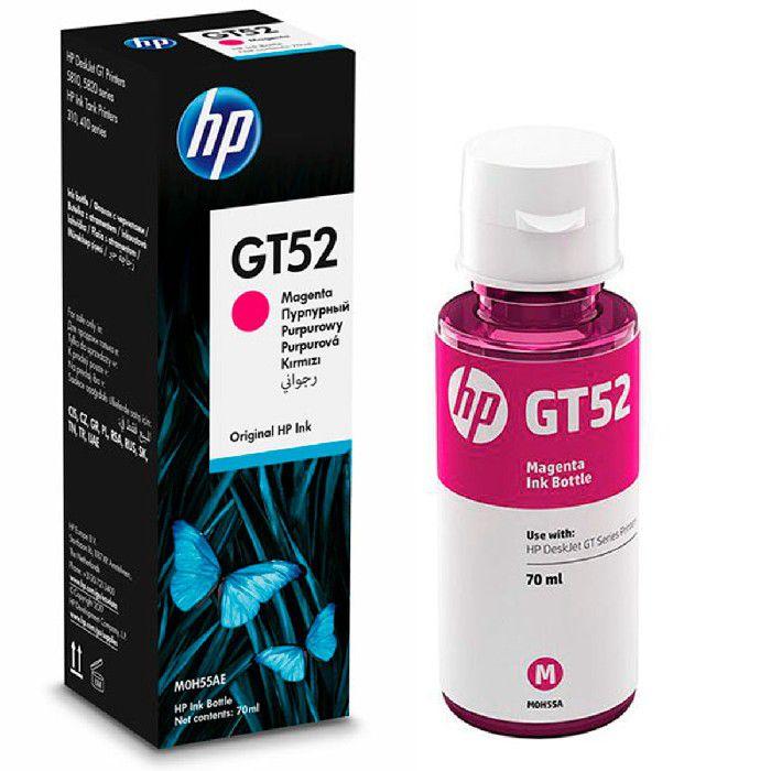 Refil Hp Inc GT52 Magenta 70ML M0H55AL