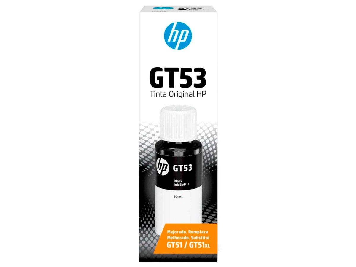 Refil Hp Inc GT53 Preto 90ML 1VV22AL