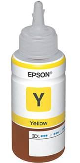 Refil para Ecotank amarelo T664420AL PT Epson