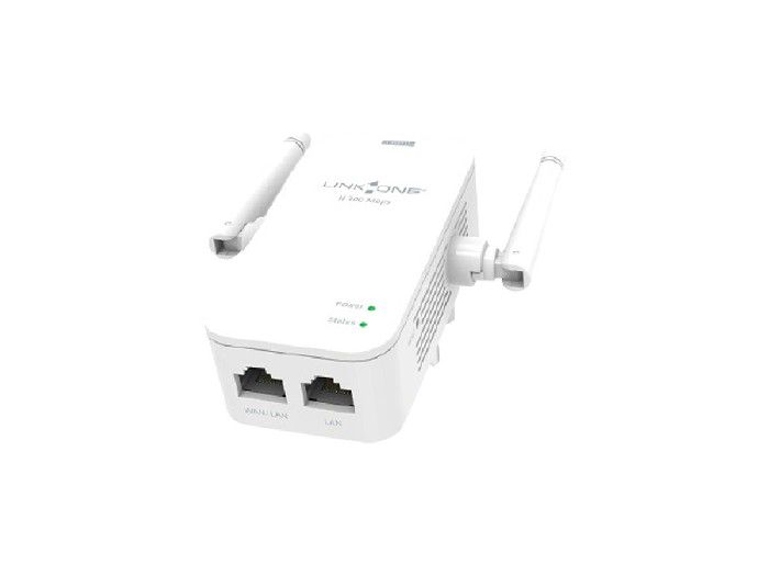 Roteador Link One Li-rw312n Wireless C/2 Antenas 300mbps