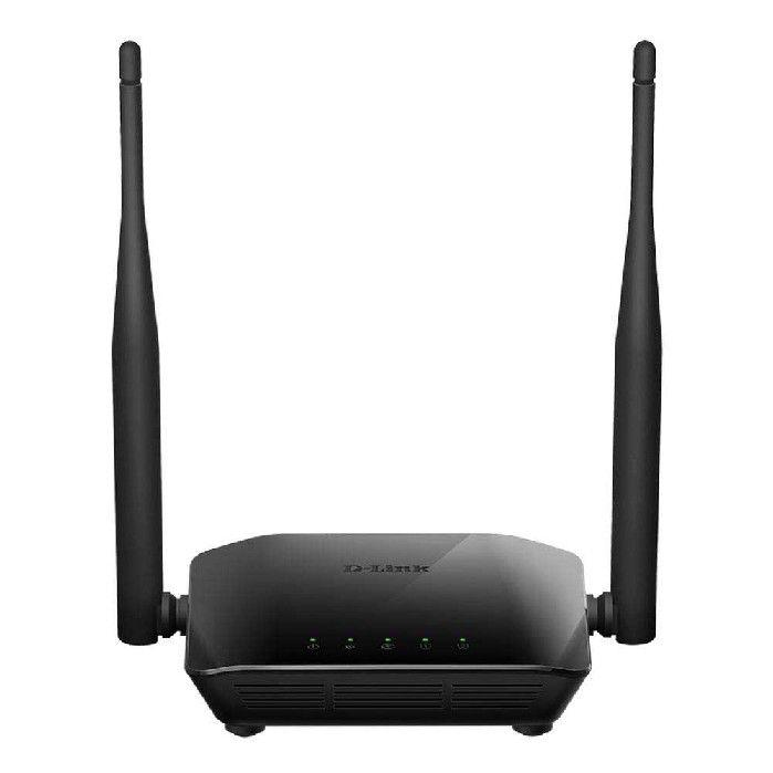Roteador Wireless 300mbps D-link N300 Dir-611 C/2-antenas Ext.fixa