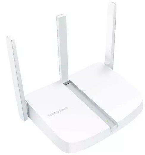 Roteador Wireless 300mbps Mercusys Mw305r C/3-antenas Ext.fixa Ver.2.0