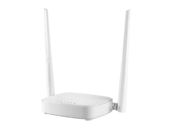 Roteador Wireless 300Mbps Tenda N301P Preset C/2-Antenas