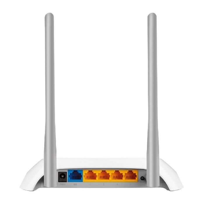 Roteador Wireless 300Mbps TP-Link TL-WR840N W, 10/100, Função Preset, Repetidor, Access Point