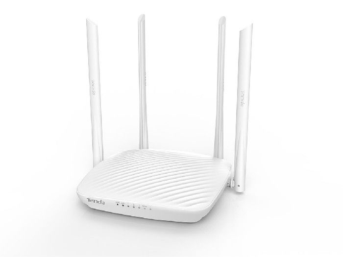 Roteador Wireless 600Mbps Tenda F9 C/4-Antenas