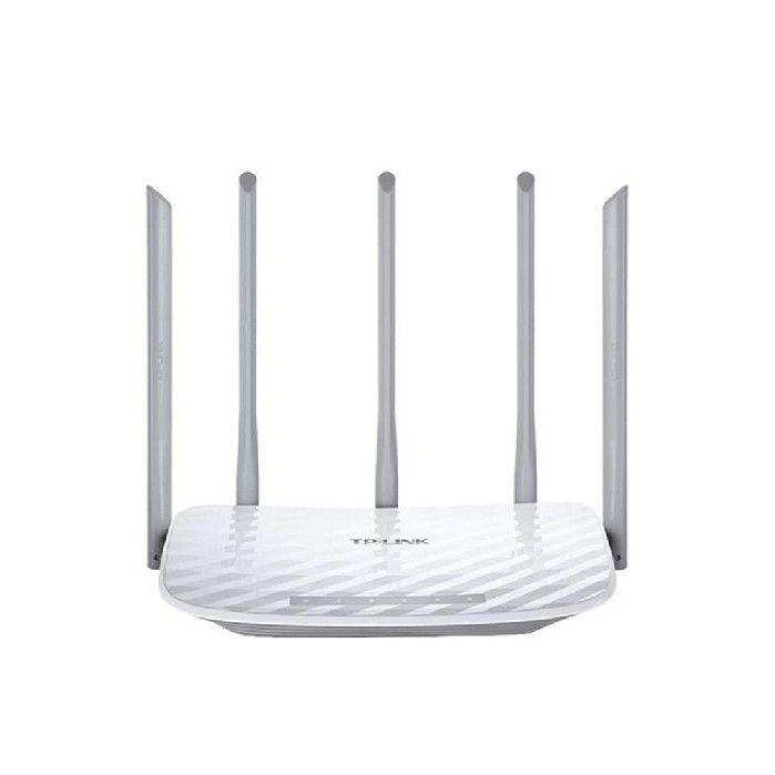 Roteador Wireless Dual Band TP-Link Archer C60 AC1350 5 Antenas
