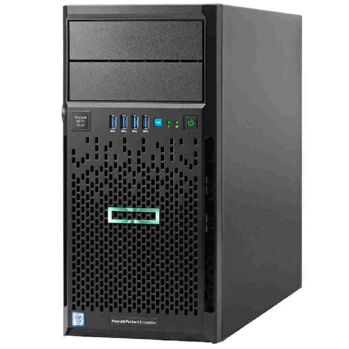 Servidor HPE Proliant ML30 873227-S05 Intel Xeon  E3-1220V6