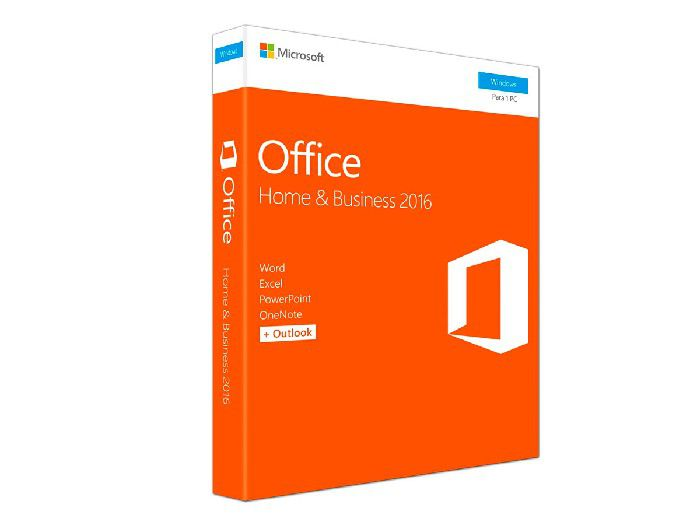 Software Office 2016 Home & Business Fpp T5d-02932