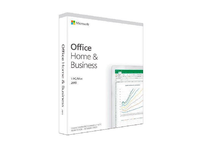 Software Office 2019 Home & Business Fpp T5d-03241