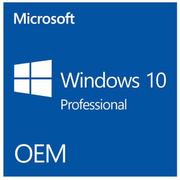 Software Original Windows 10 Professional 64bit FQC-08932  Brazilian 1PK DSP OEM