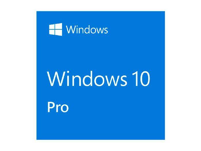 Software Windows 10 Professional 64bit Fqc-08932 Brazilian 1pk Dsp Oei