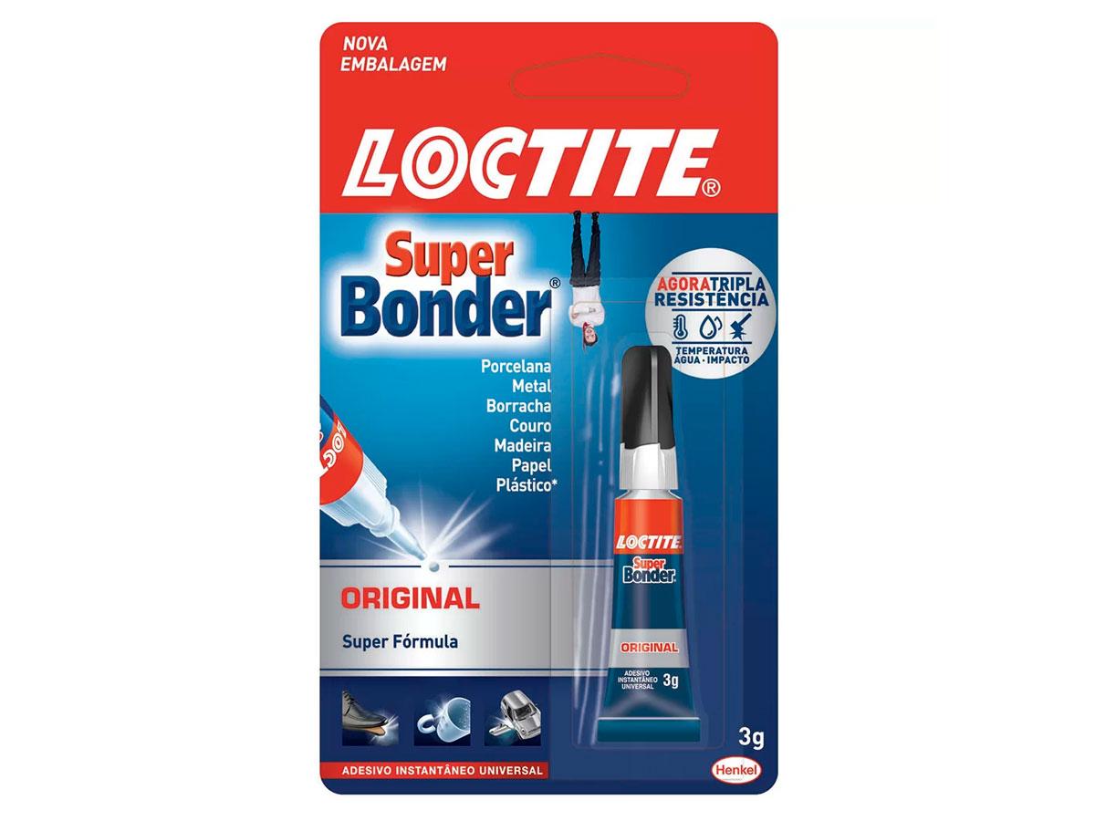 Super Bonder Precisão, 3 g, Contém 24 Unidades, Leve 2 Pague 1, Loctite - 2564451