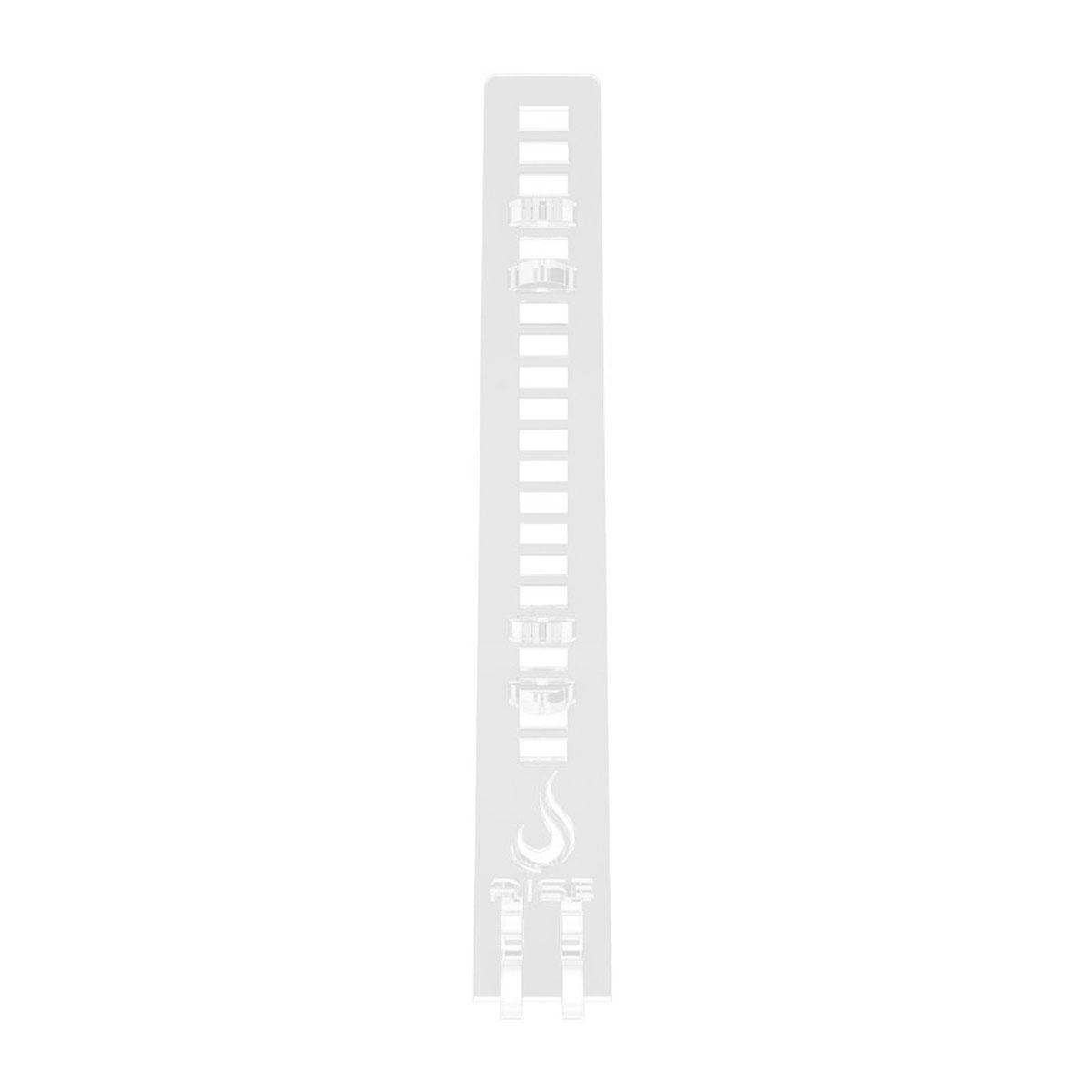 Suporte para Placa de Vídeo Rise Mode Small Aqua - RM-SV-02-SA