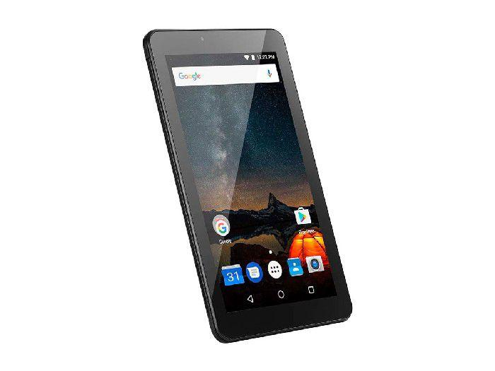"""Tablet Multilaser 7"""" M7s Plus Preto NB273"""