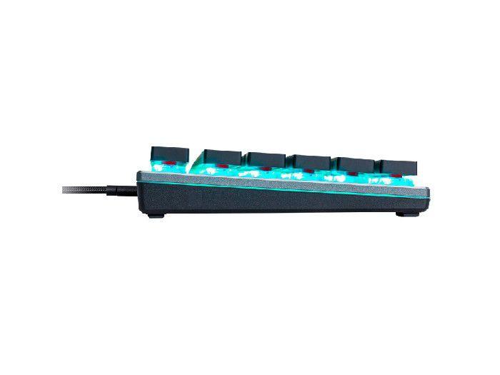 Teclado Cooler Master Gamer Mecânico SK630 RGB SK-630-GKLR1-PT