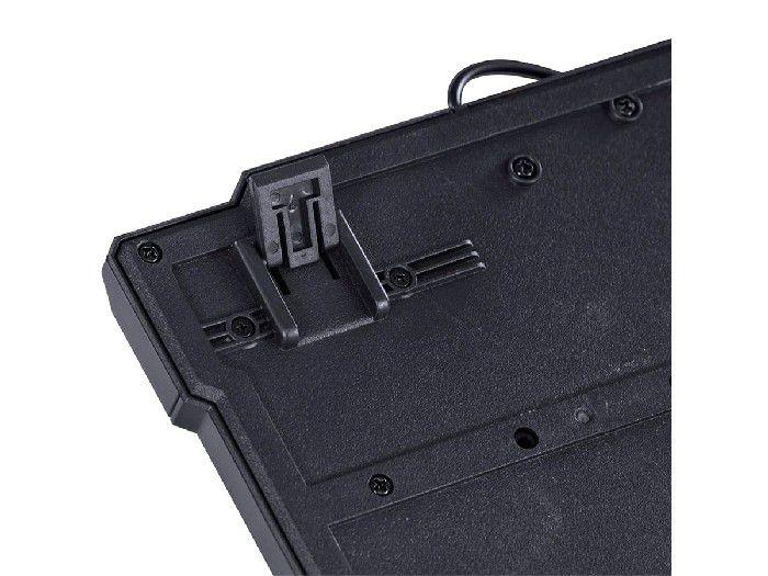 Teclado Vinik Gamer USB DRAGON V2 1.8M Pt/Vd GT104 28436