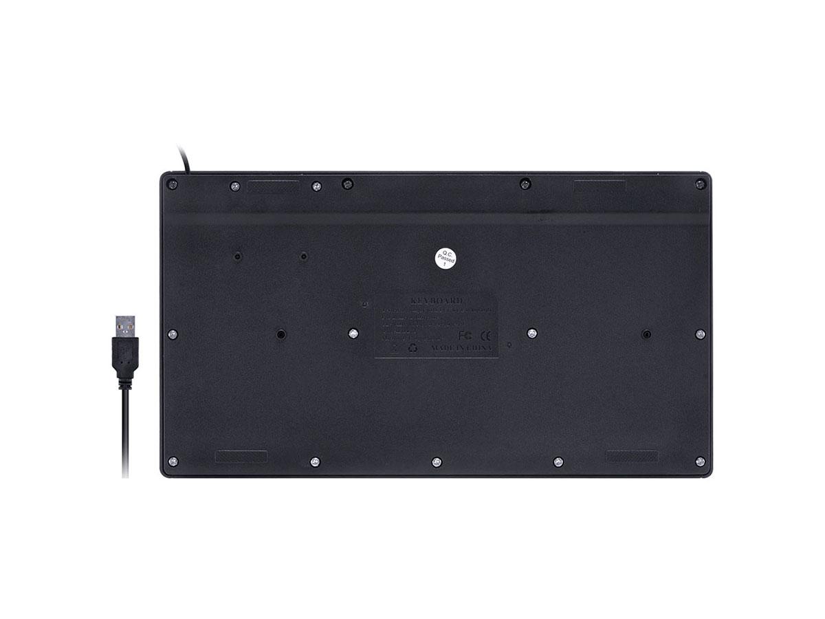 Teclado Vinik Mini USB Chocolate Mult Flat DT110 28412