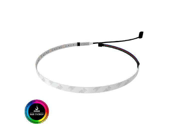 Tira de LED Rise Mode Potência 5050 Pc 50cm - RGB Molex RM-TL-02-RGBM