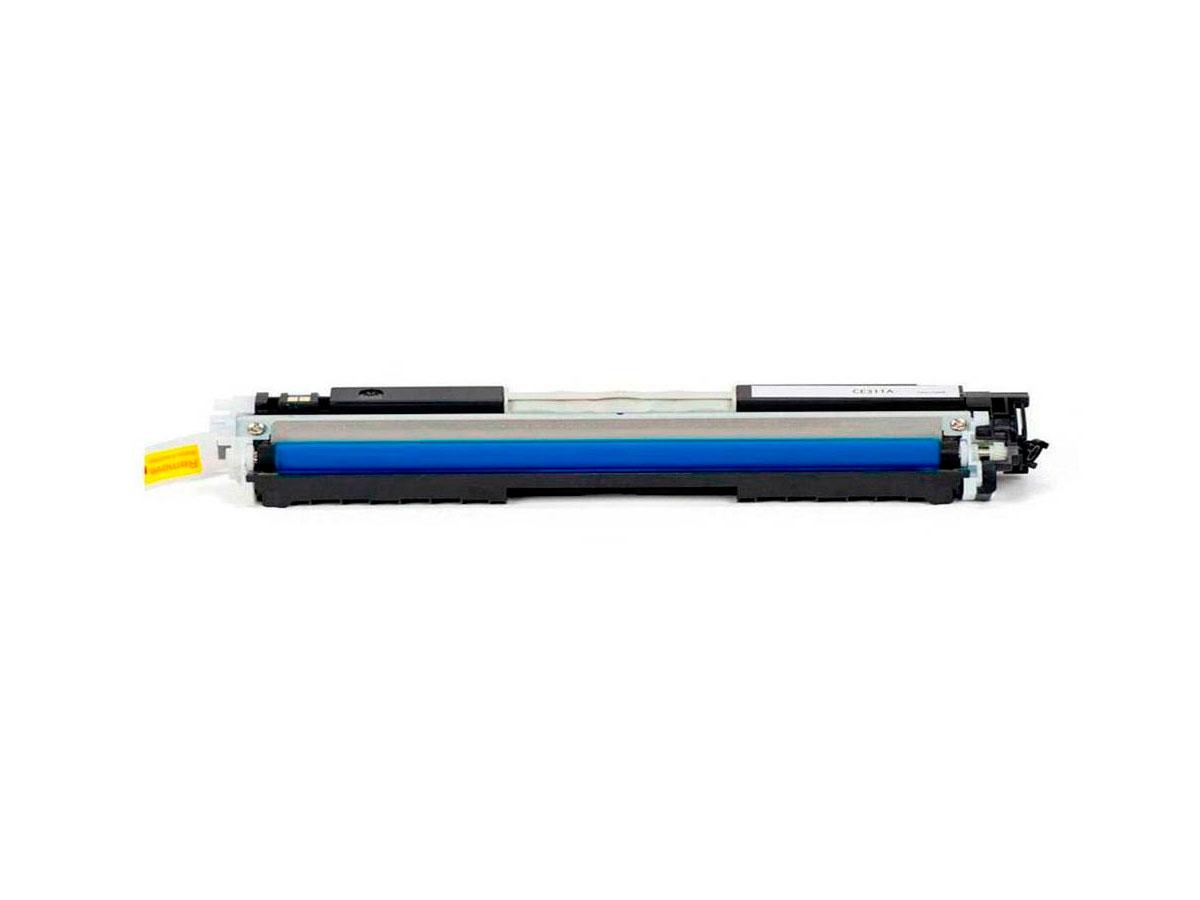 Toner Compatível Supri Hp CE311A/CF351A Ciano - P/M176N