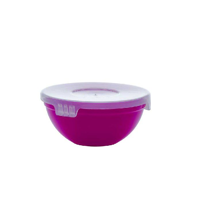Top Facil Bowls 01 Litro Paramount - Rosa - 593
