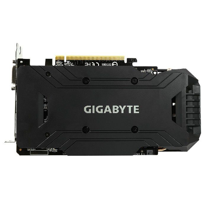 VIDEO 3GB GIGABYTE GTX1060 WINDFORCE GV-N1060WF2OC-3GD