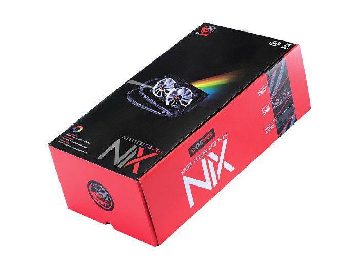 Water Cooler Pcyes Nix 240mm Pwc240h40ptrgb - 28203