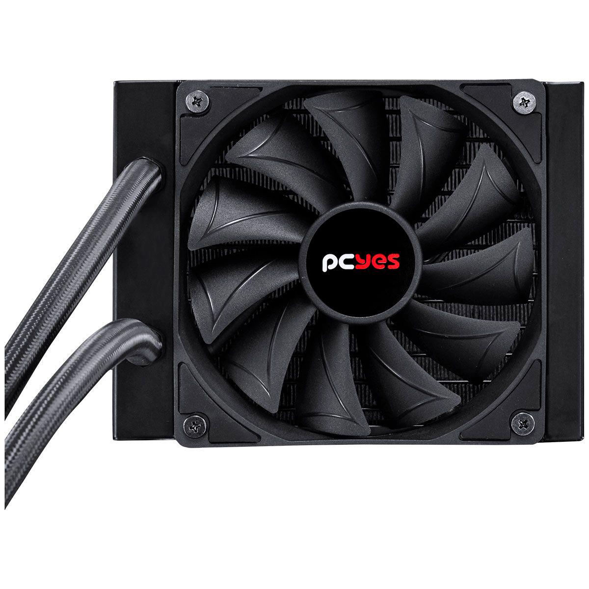 Water Cooler Pcyes Sangue Frio 2 120mm (Intel/AMD) Compatível C/ Socket TR4