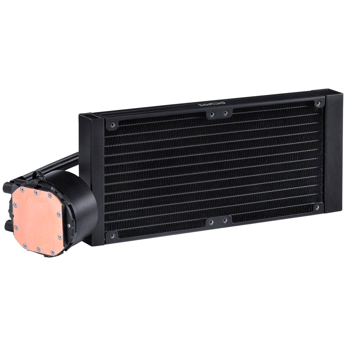 Water Cooler Sangue Frio 2 Pcyes 240mm (Intel/AMD) Compatível C/ Socket TR4