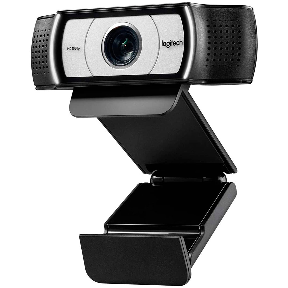 Webcam Logitech C930E Business, Full HD 1080p, USB, Preto