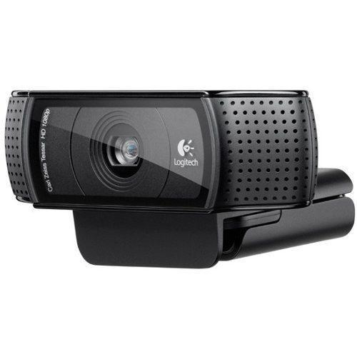 Webcam Logitech HD Pro 1080 C920