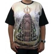 Camiseta Nossa Senhora Aparecida marca Ágape