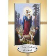 Santinho com Oração Nossa Senhora da Saúde