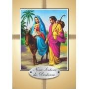 Santinho com Oração Nossa Senhora do Desterro