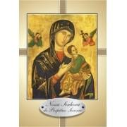 Santinho com Oração Nossa Senhora do Perpétuo Socorro