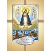 Santinho com Oração Nossa Senhora dos Navegantes