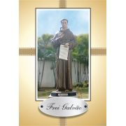 Santinho com Oração São Frei Galvão