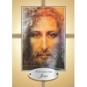 Santinhos com Oração Conversa com Jesus
